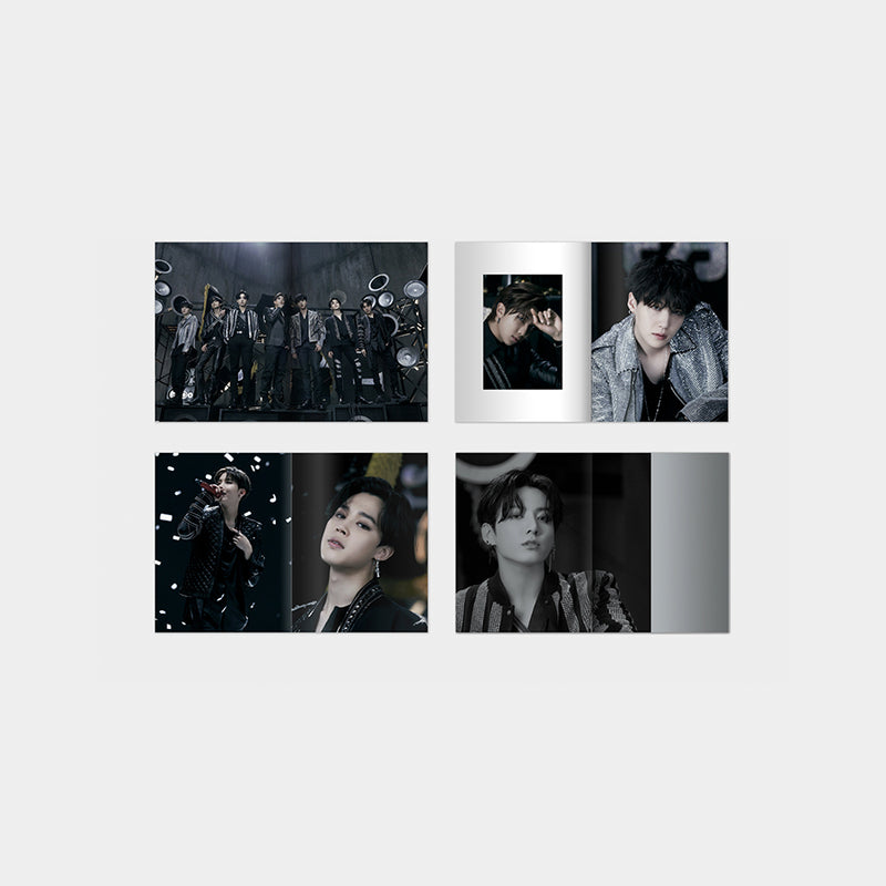 BTS MAP OF THE SOUL ON:E CONCEPT PHOTOBOOK SPECIALセット