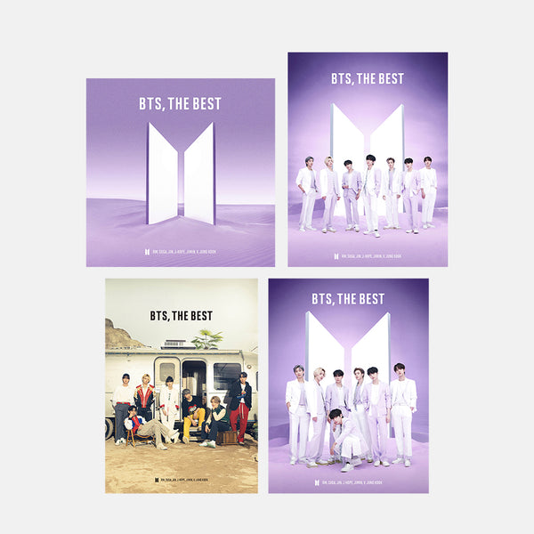 BTS, THE BEST(Blu-rayセット)