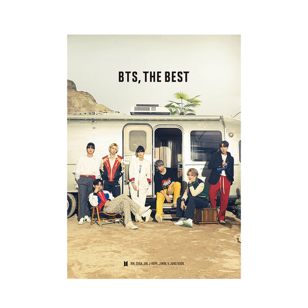 BTS, THE BEST(BTS JAPAN OFFICIAL FANCLUB限定盤)