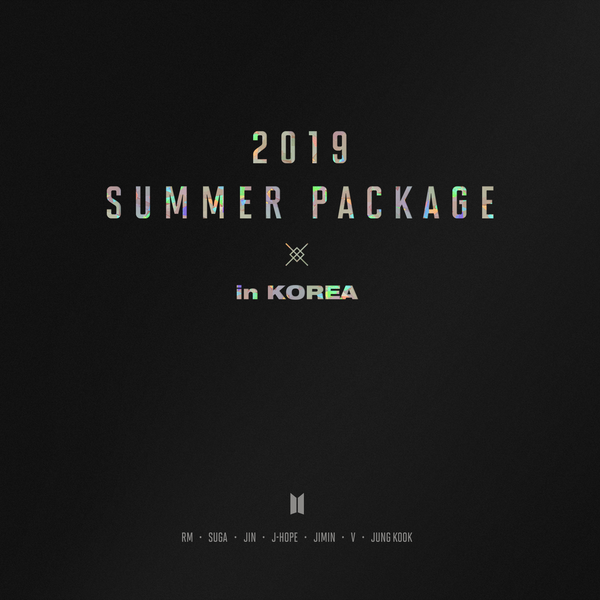 2019 BTS SUMMER PACKAGE