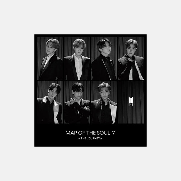 MAP OF THE SOUL : 7 ~ THE JOURNEY ~<BTS JAPAN OFFICIAL FANCLUB盤>