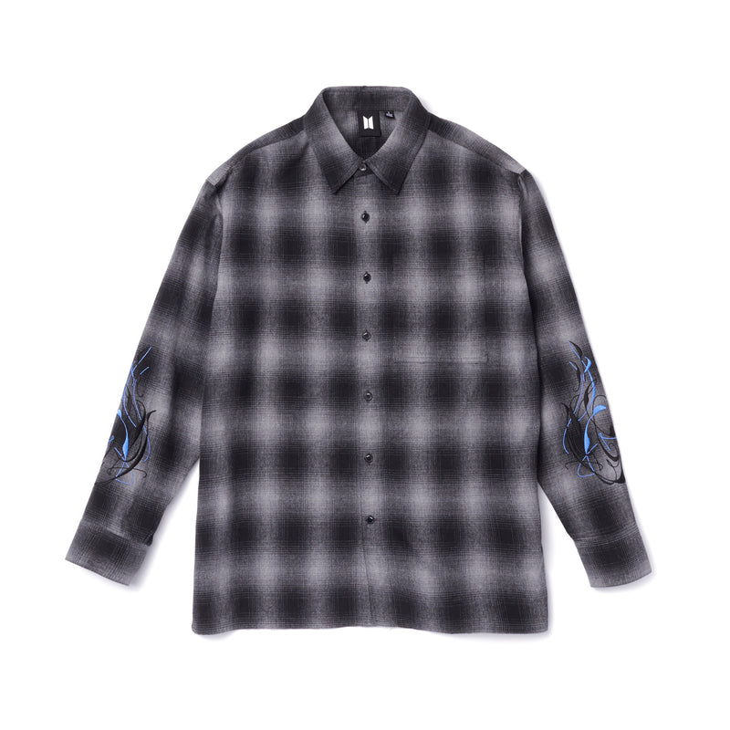 [BS] Flannel Shirt 01