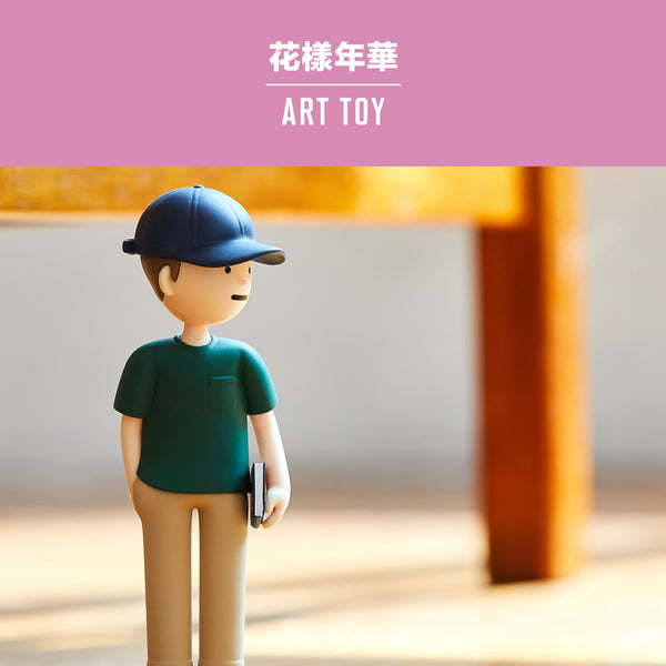 【NamJoon】 花樣年華 ART TOY
