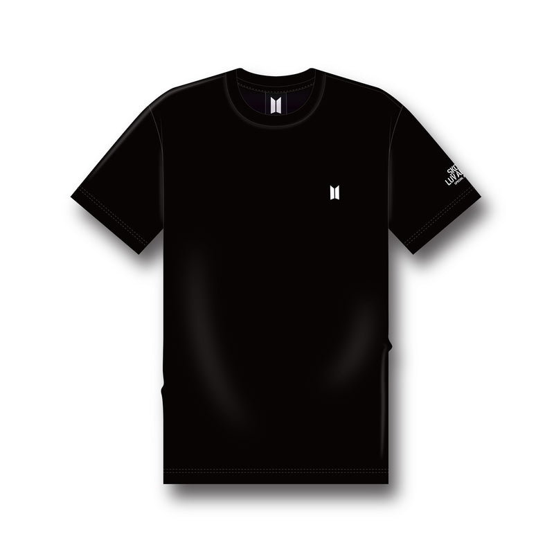 [SKOOL LUV AFFAIR] S/S Tee (Black)