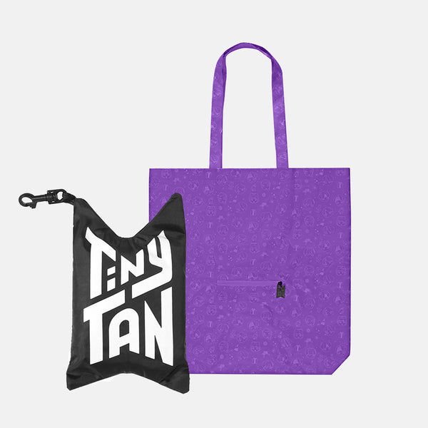 [TinyTAN HOLIDAY] Foldable Bag