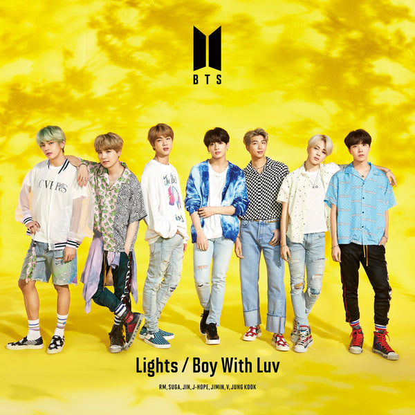 「Lights/Boy With Luv」 <初回限定盤A>