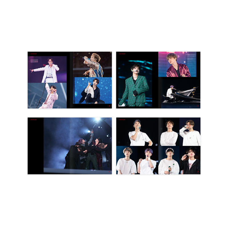 [BD] BTS WORLD TOUR  'LOVE YOURSELF:SPEAK YOURSELF' LONDON