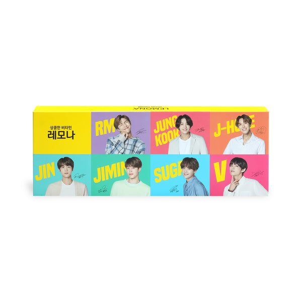 [LEMONA X BTS] SP DRINK SET (100ml×7本セット)