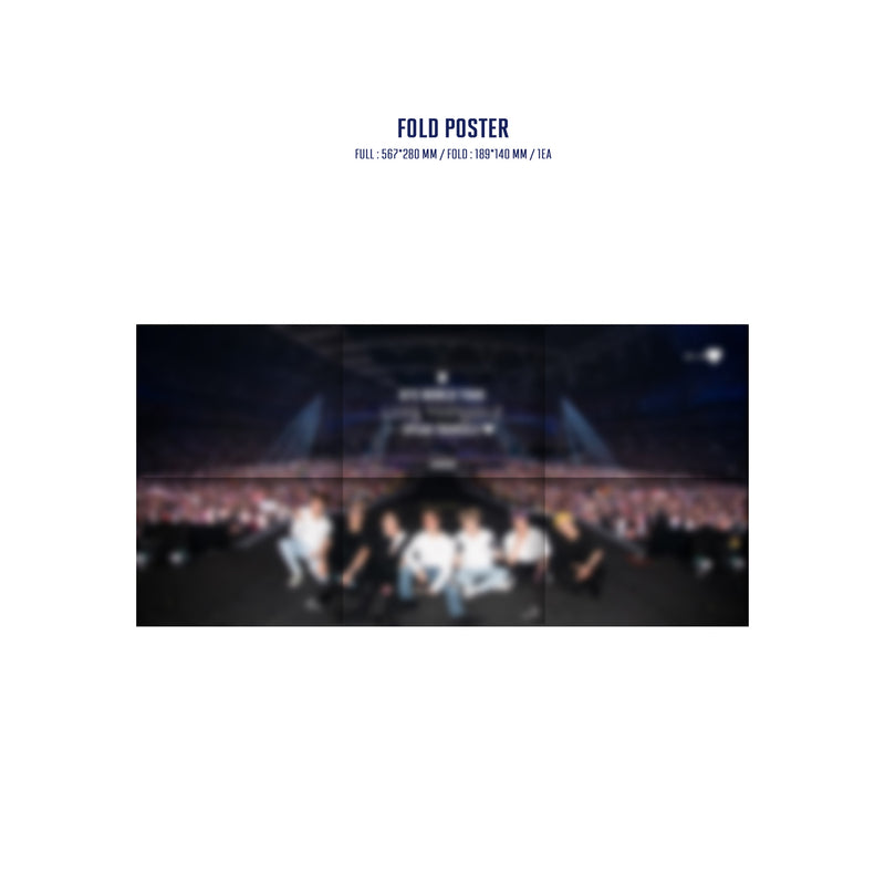 [DVD] BTS WORLD TOUR  'LOVE YOURSELF:SPEAK YOURSELF' LONDON