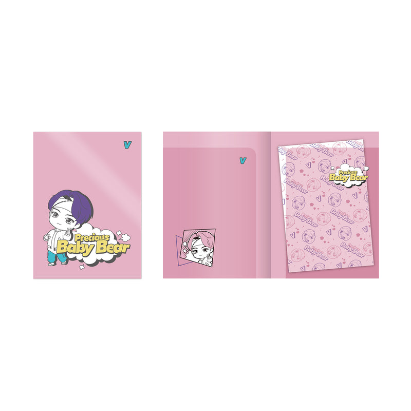 [TinyTAN] 20 WB_BTS TinyTAN _2 pocket folder