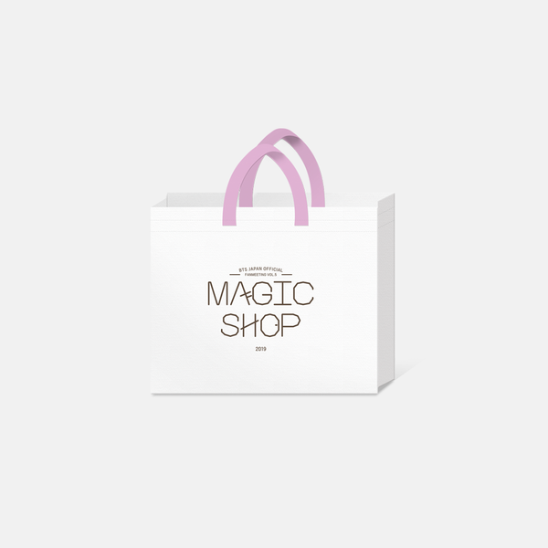 [MAGIC SHOP] SHOPPER BAG