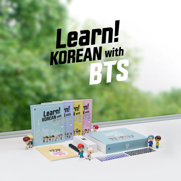 Learn! KOREAN with BTS Book Package(Global Edition)