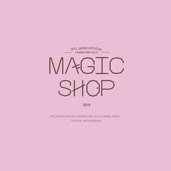 [MAGIC SHOP] POSTER SET