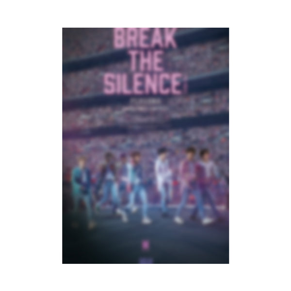[BREAK THE SILENCE] POSTER SET