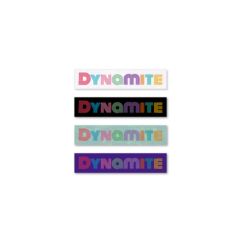 [DYNAMITE CELEBRATION] Sticker Set