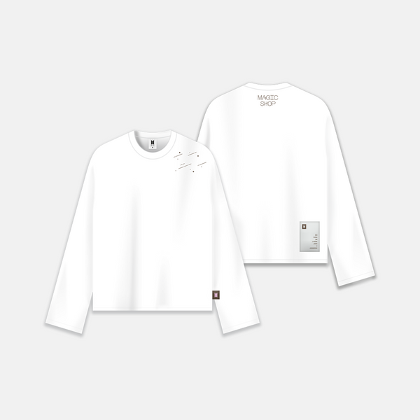 [MAGIC SHOP] LONG SLEEVE T-SHIRT