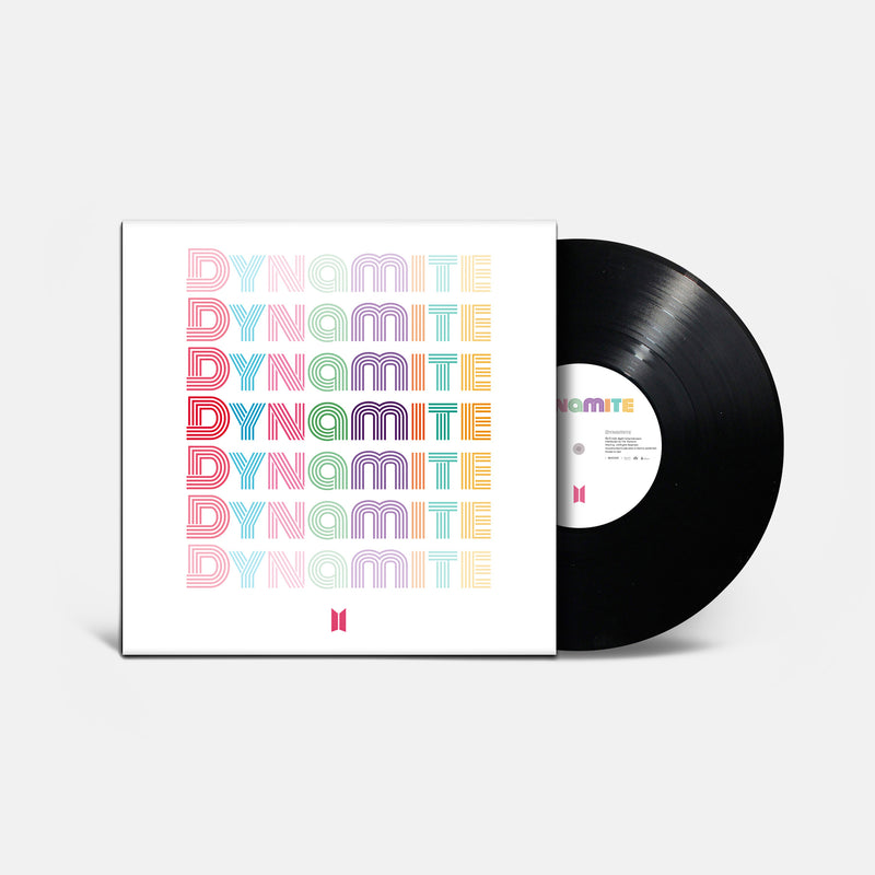 "[LP] Dynamite - Limited Edition 7"" Vinyl"
