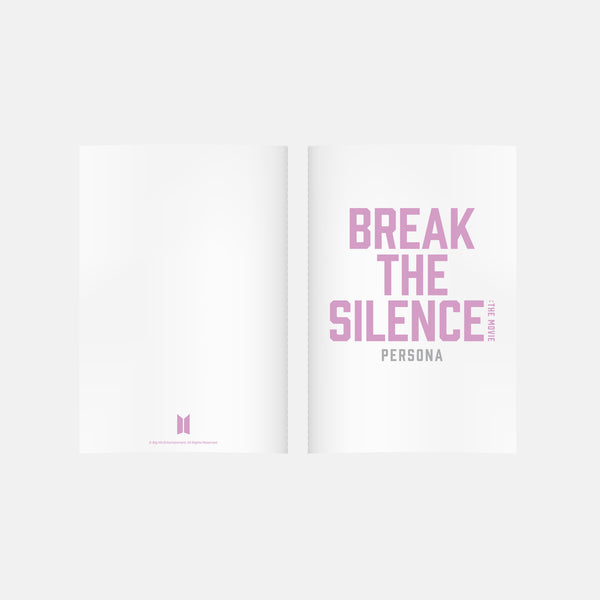 [BREAK THE SILENCE] NOTE 01