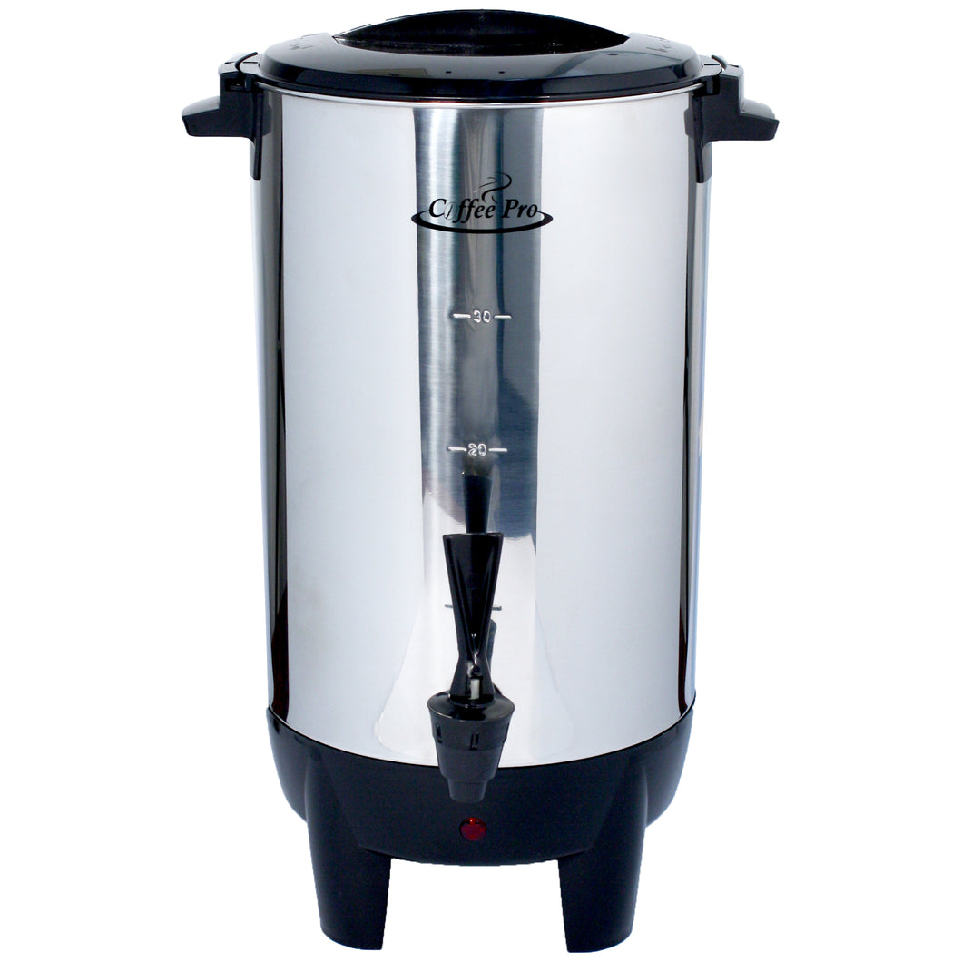 Home & Business 30-Cup Single Wall Percolating Urn