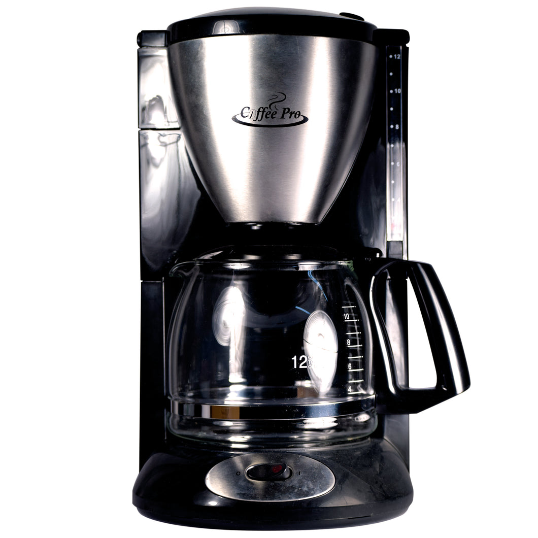 12-Cup Drip Coffeemaker