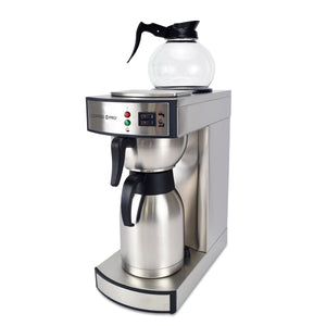 Eco-Friendly Pour Over Brewer with Thermal Carafe