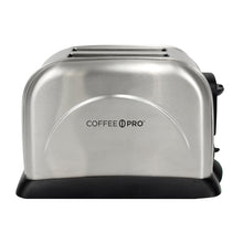 Stainless Steel 2-Slice Toaster