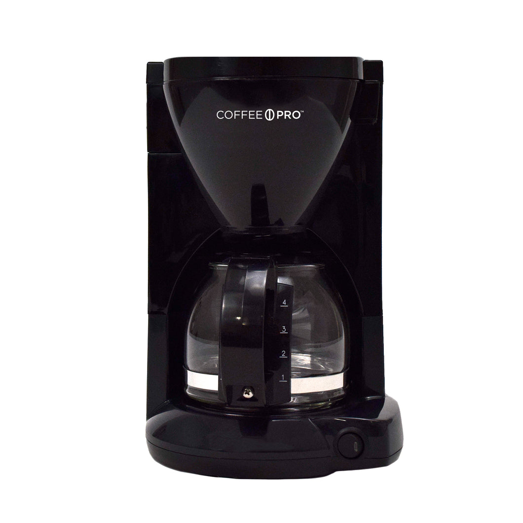 4-Cup Drip Coffeemaker