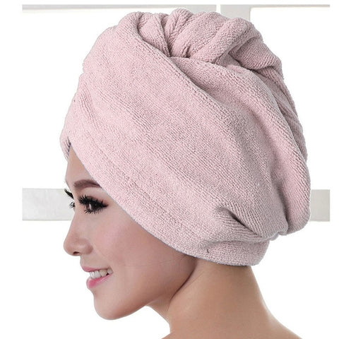 High Quality Rapid Drying Hair Towel
