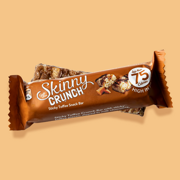 Skinny Crunch Sticky Toffee