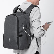 ANTI-THEFT MULTI-FUNCTIONAL BACKPACK WITH USB PORT [3 COLORS]