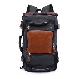 MEN'S MULTI-FUNCTIONAL LUGGAGE BACKPACK [3 COLORS]
