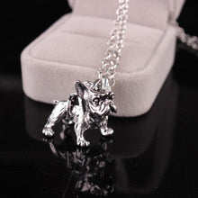 CUTE FRENCH BULLDOG PENDANT NECKLACE [3 COLORS]