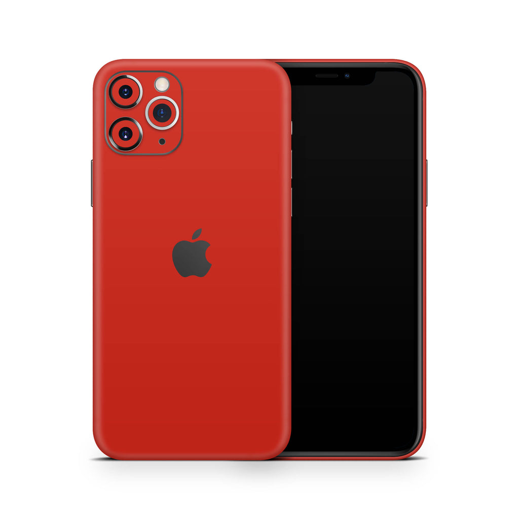 iPhone 11 Pro - Glossy Cherry Red