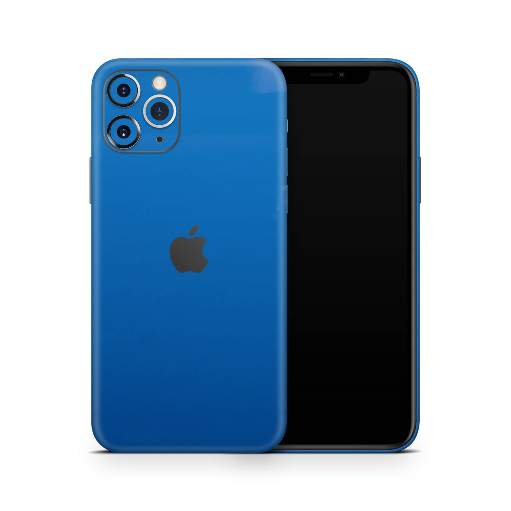 iPhone 11 Pro - Glossy Ocean Blue