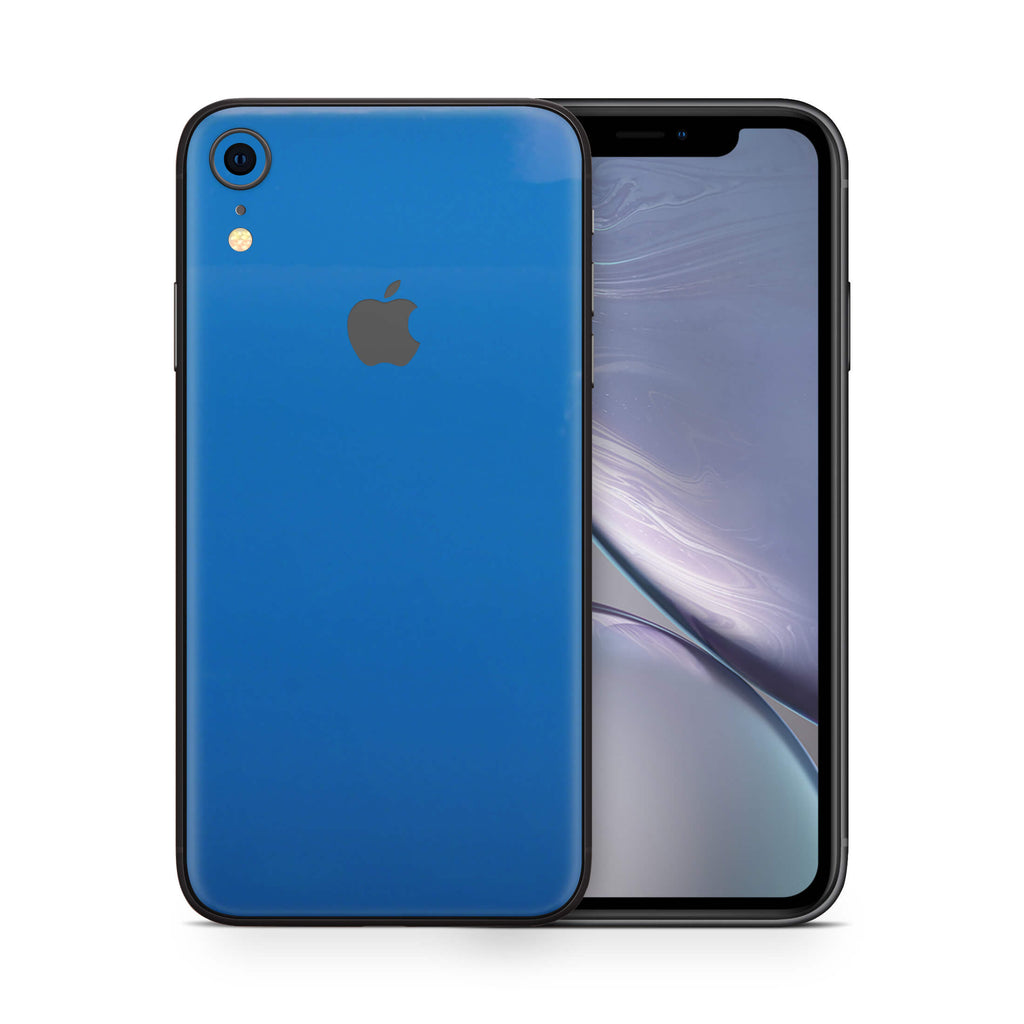 iPhone XR - Glossy Ocean Blue