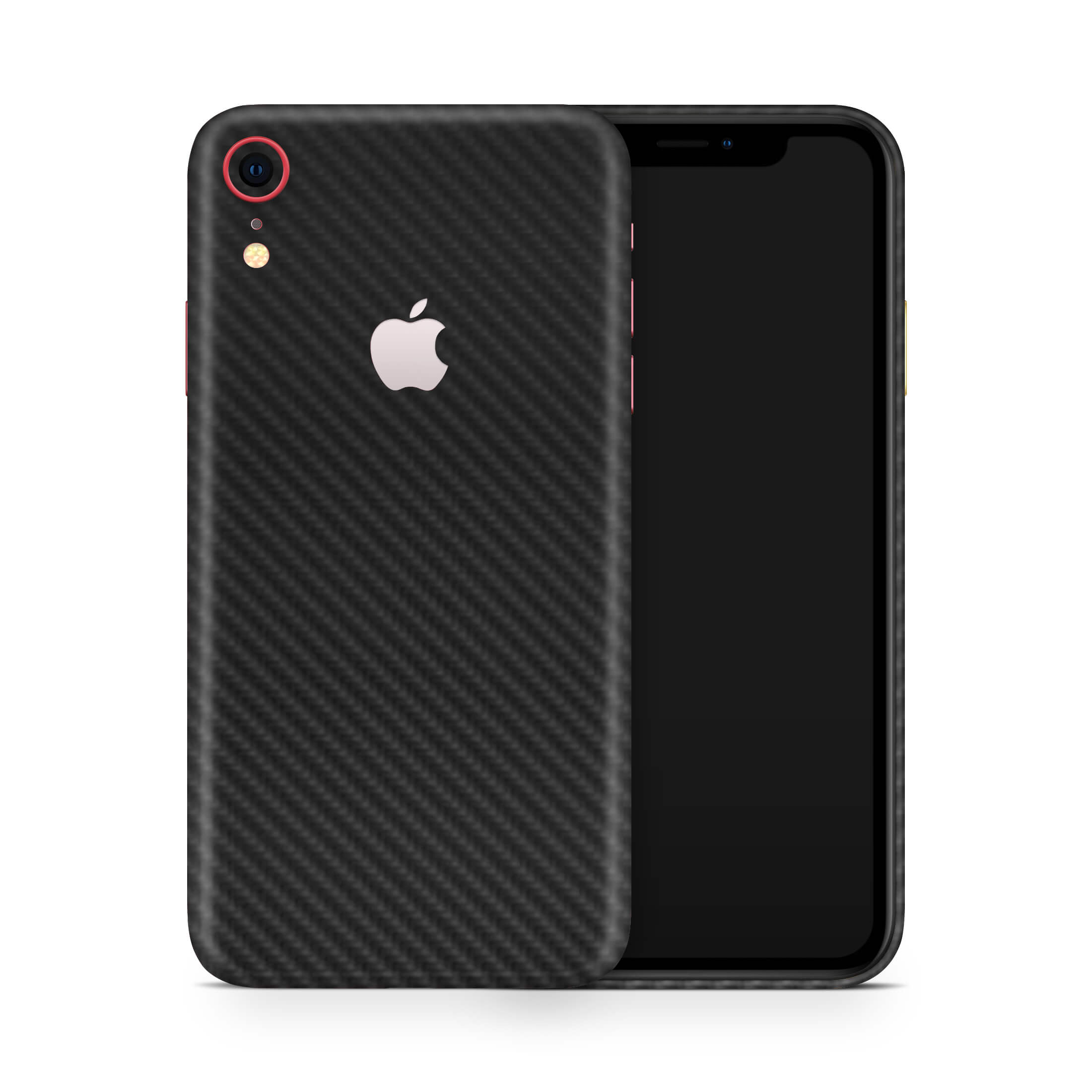 iPhone XR - Carbon Fiber Black