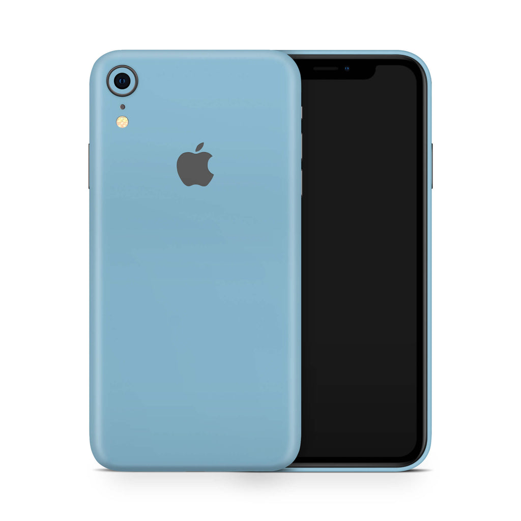 iPhone XR - Glossy Sky Blue