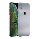 iPhone XS - Brushed Aluminum