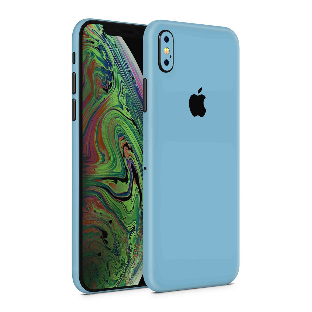 iPhone XS Max - Glossy Sky Blue