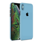 iPhone XS - Glossy Sky Blue
