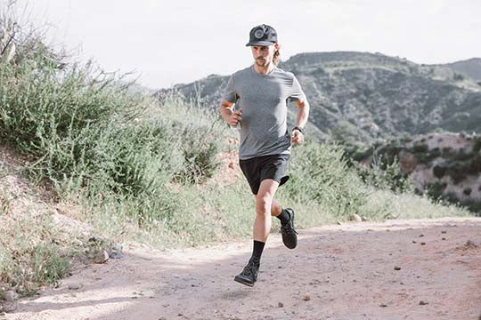The Cascade Short Sleeve Running Shirt