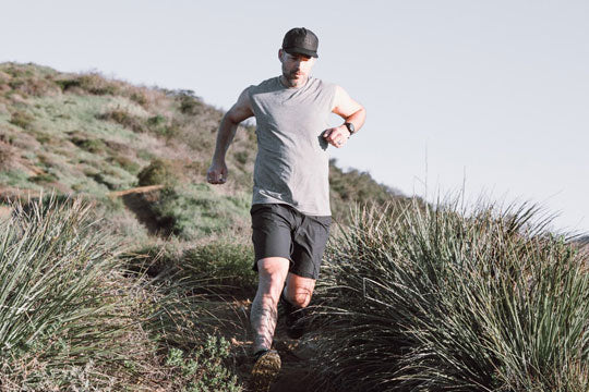 How to Run Downhill on Trails