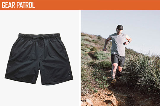 Our Prospect Shorts Featured on Gear Patrol