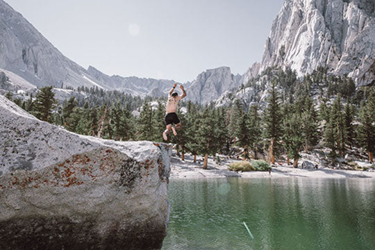 Adventures at Mt Whitney