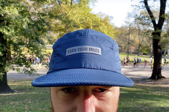 The Run Experience and PATH projects collab hat