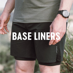 running base liners