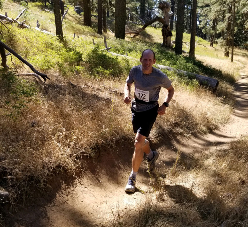Matt Hyde 50k run