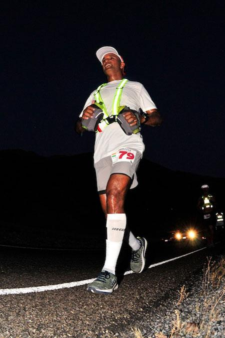 Badwater 135 mile race