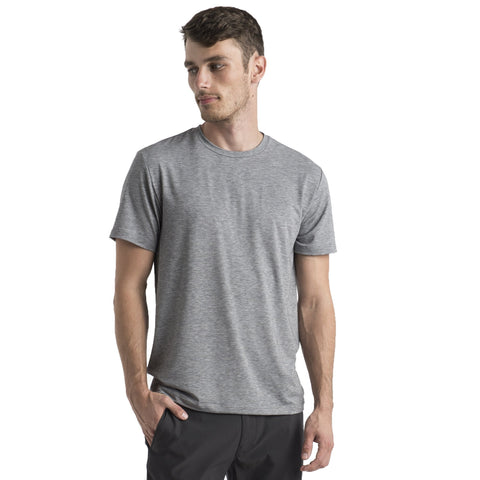 cascade tshirt in heather grey