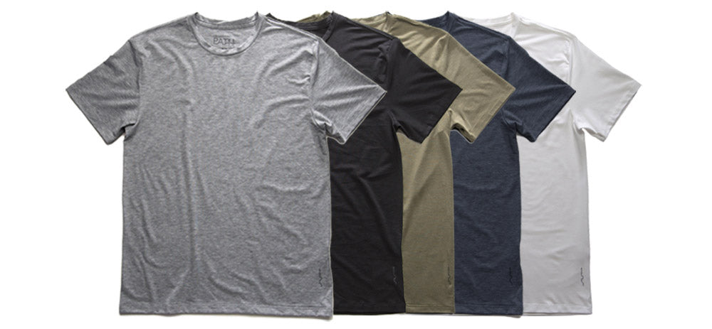 cascade t in all our colors
